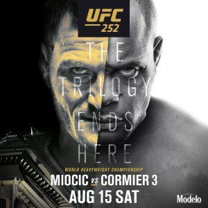 UFC 252 at Griff's